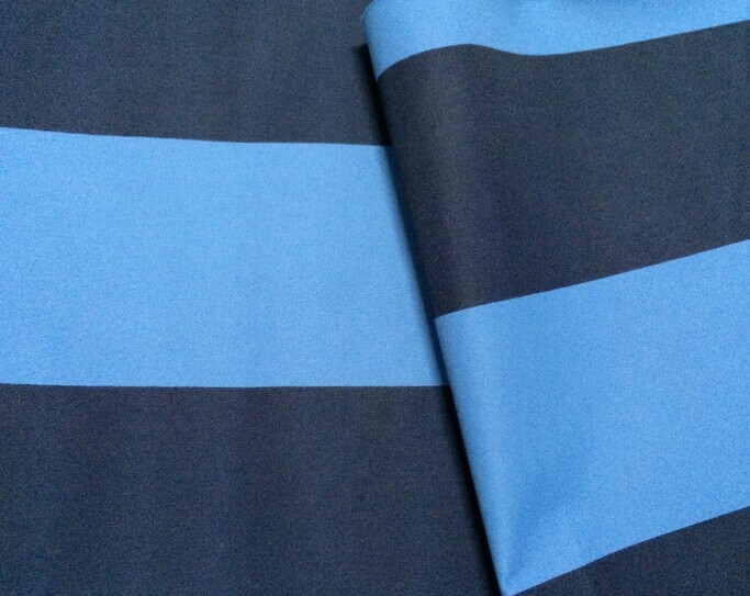 228T polyester taslan fabric with printing and coating