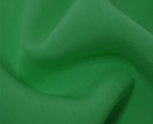 Washed velvet fabric