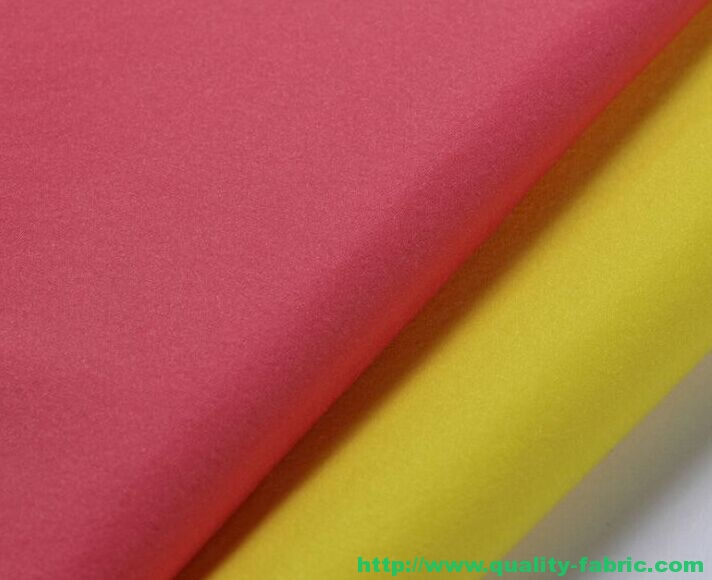 20D nylon waterproof calendering spandex fabric