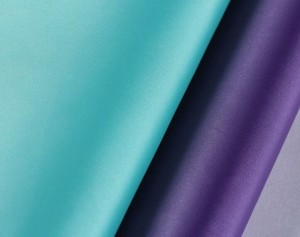 40D polyester light calendering fabric