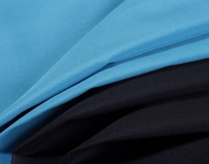 50D polyester pongee downproof fabric