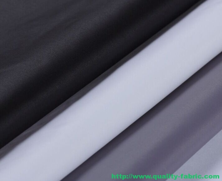 Nylon waterproof calendering downproof fabric