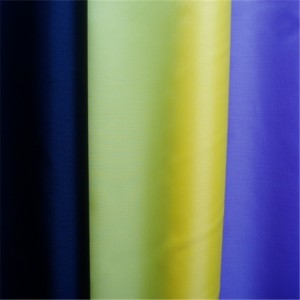 polyester 150d oxford fabric pu coating