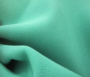 Polyester 100D four way stretch double layers fabric