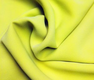 Polyester 150D four way stretch double layers fabric