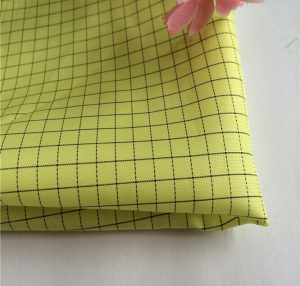 Polyester 240T anti-static ESD fabric