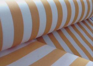 polyester solution dyed awning fabric