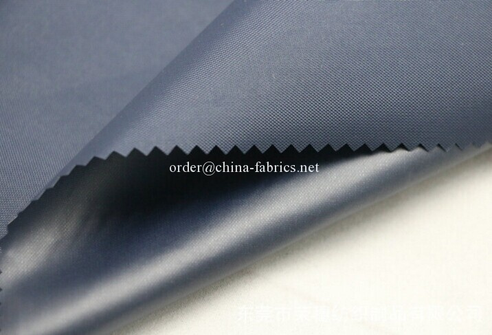 Nylon 210D oxford fabric waterproof breathable with TPU membrane