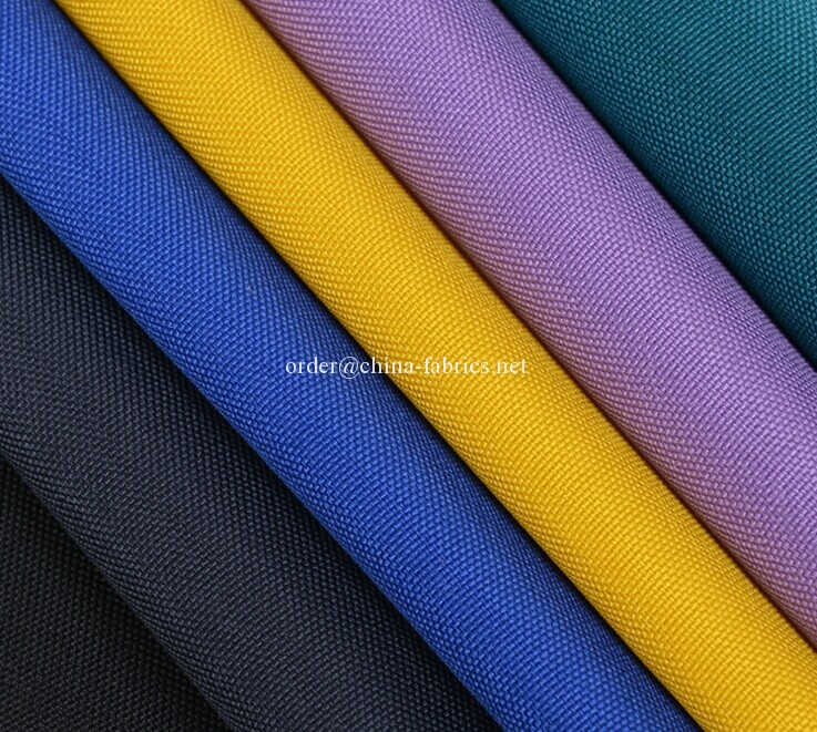 Polyester 1680d Oxford Fabric For Bags