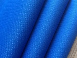 Polyester 150D ripstop oxford fabric