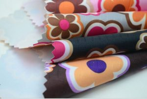 Polyester 210D printing oxford fabric