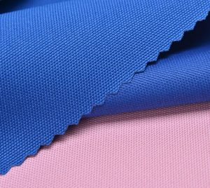 Polyester 600D solution dyed fabric acrylic coating
