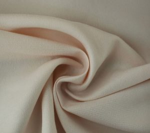Polyester Plain Micro Fabric Peach 120 gsm weight