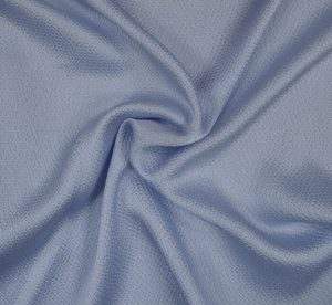 Polyester Silky Back Crepe Satin Fabric for Dress