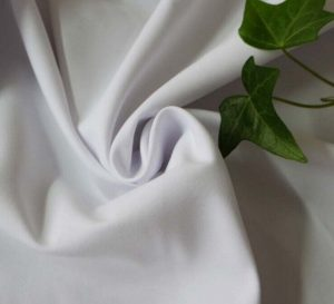 Polyester Twill Micro Fabric Peach 115 gsm weight