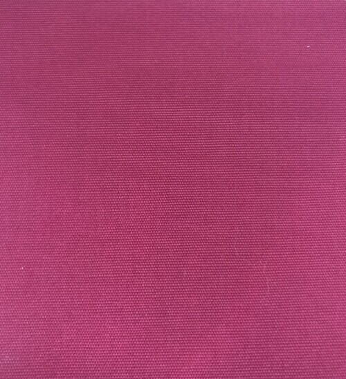 Polyester cotton plain canvas fabric