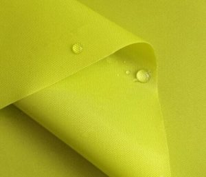 Polyester 300D oxford fabric TPU laminated