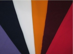 polyester burlington fabric