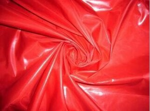 300T taffeta fabric PU coated for garment