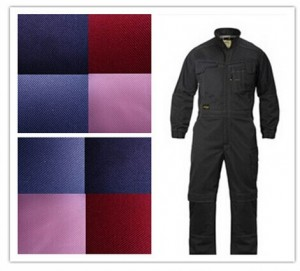 100 Polyester Gabardine Fabric for Trousers