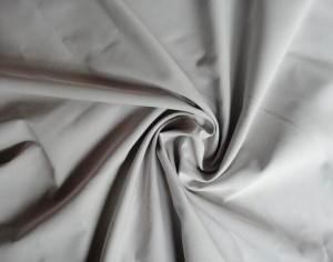 100 poly imitation memory fabric for clothing
