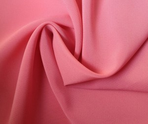 75D Twisting Two-Way Stretch Chiffon Fabric