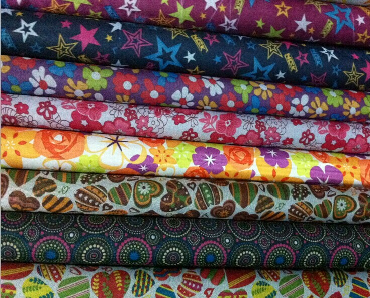 Oxford fabric material polyester