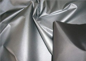 Polyester taffeta fabric material for covers