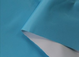 taffeta ice pad fabric PVC coated