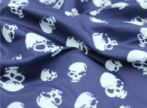 230T Pongee Fabric Printed