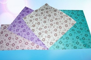 Polyester Pongee Printed Fabric