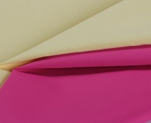 Polyester high density twill fabric
