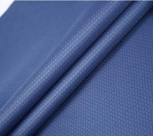 Polyester jacquard oxford fabric