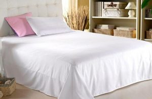 Microfiber fabric for bedsheet