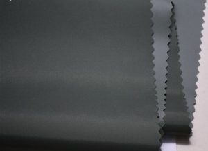Polyester 190t taffeta 63D rain wear fabric waterproof pvc coating