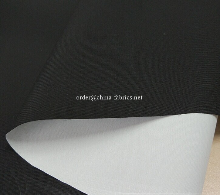 Nylon 210D oxford fabric waterproof pu coating breathable