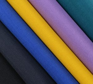 Polyester 1000D oxford fabric acrylic pa coating