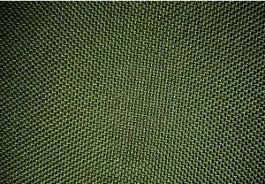 Nylon 1000D cordura fabric waterproof pu coating