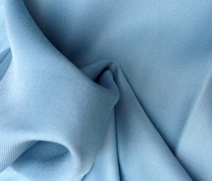 Polyester 300T microfiber pongee twill fabric