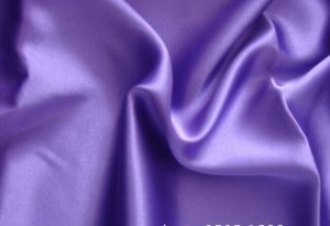 Polyester 50D satin fabric twisted