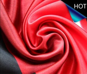 Polyester Satin Printing Fabric For Bedding
