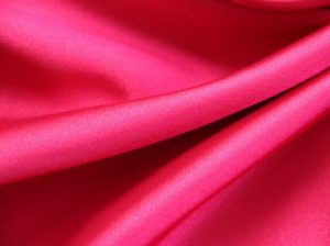 Polyester Satin Stretch Fabric for Garment