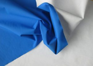 100% nylon talsan fabric pu transfer laminated coating