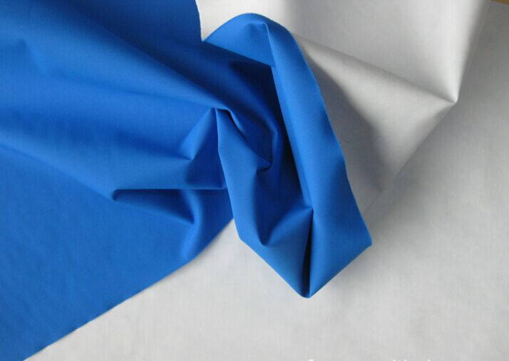 100% fabric nylon talsan ເຄືອບ pu ໂອນ laminated